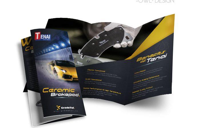 Owl Design Brochure - Teluk Intan Design
