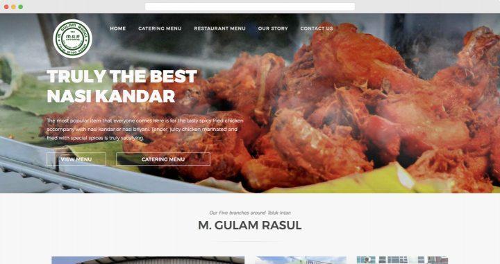 de owl, website, Gulam Rasul