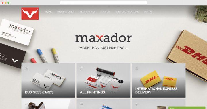 de owl, website, Maxador