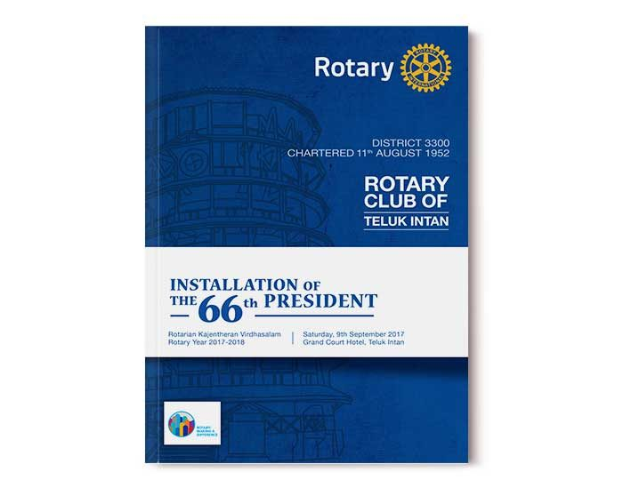 de owl, book design, rotary club
