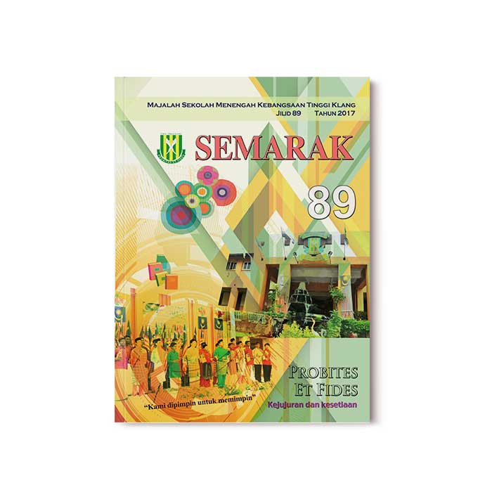 de owl, book design, SMK Tinggi Klang